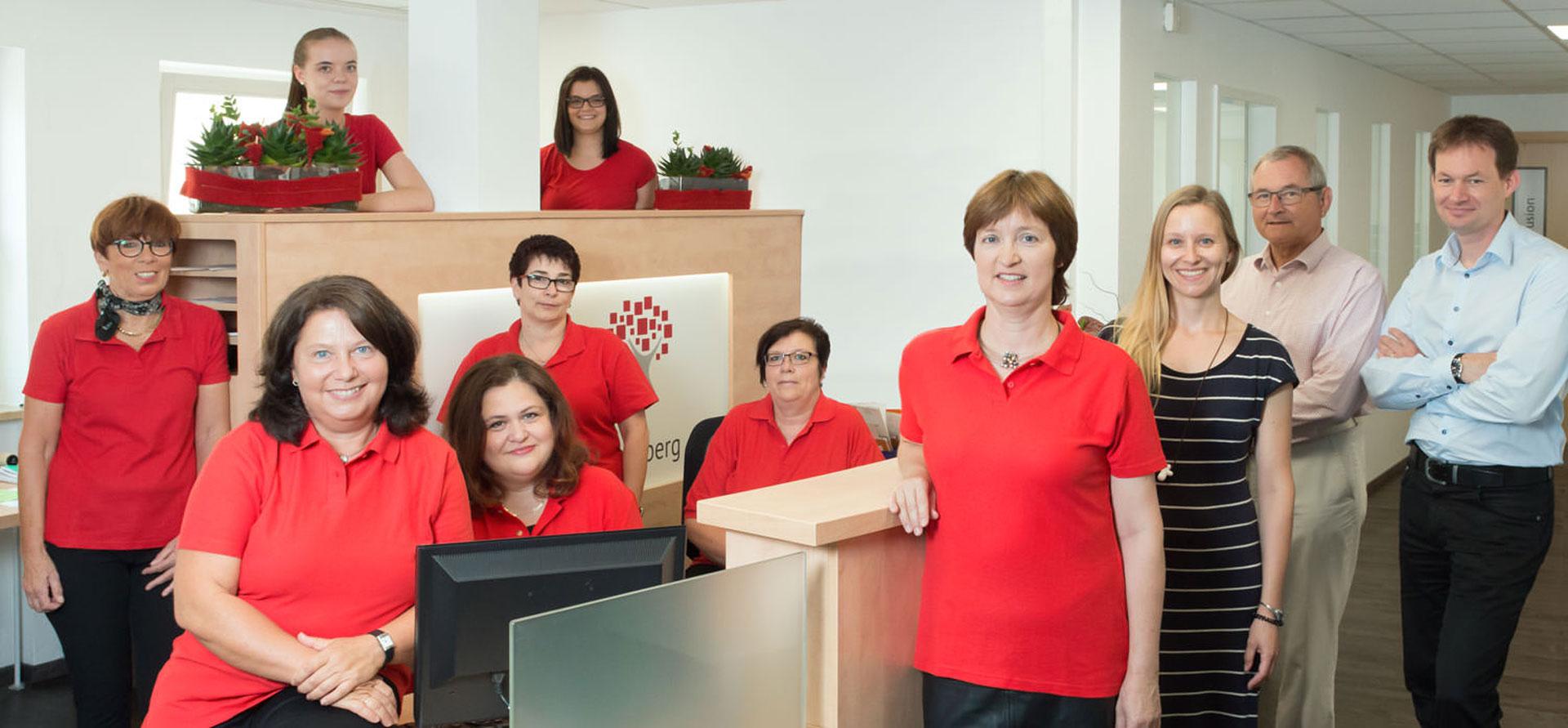 Ihr Team der Neuropraxis Bamberg